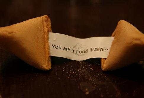 good listener u