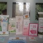 Ayanature, l'e-boutique girly et écolo consacrée aux cosmétiques bio
