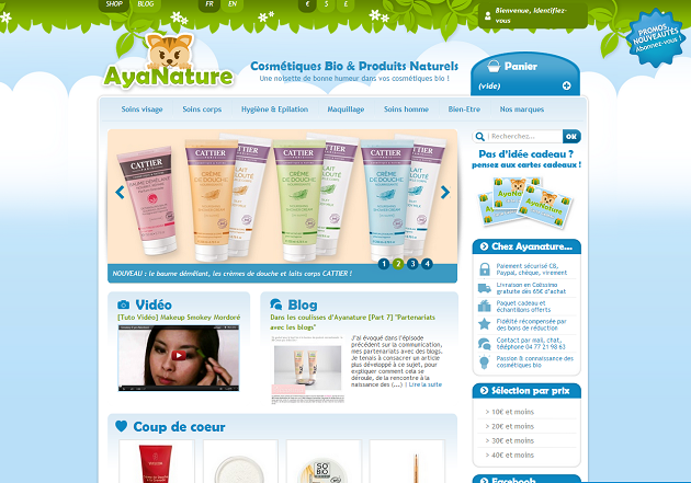 site-ayanature-cosmetique-bio