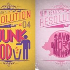 Mes bonnes résolutions bloguesques