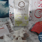 Un christmas tea time avec la Thé Box de Noël