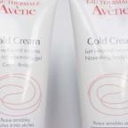 Les soins corporels au Cold Cream d'Avène – on r'met ça ?