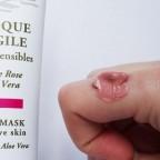 Le masque visage à l'argile des peaux sensibles ! (et ta peau te dit merci)