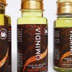 Des huiles traditionnelles pour se faire des massages maison