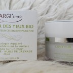 Le Contour des Yeux à l'argile verte Beauté Tonic spécial peau fine