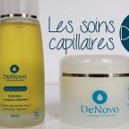 Les soins capillaires DeNovo pour redonner de la souplesse à ses cheveux