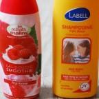 Mon duo gagnant gel douche + shampoing à prix mini