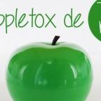 Appletox de Tony Moly, la crème de gommage pour exfolier en douceur