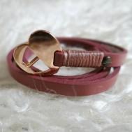 Les bracelets en cuir Love And People (+CONCOURS !)