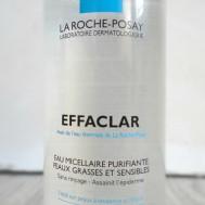 L'Eau micellaire purifiante Effaclar de La Roche-Posay